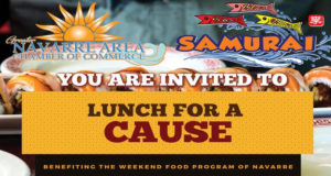 Lunch for a Cause